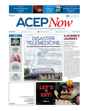 ACEP March 2019