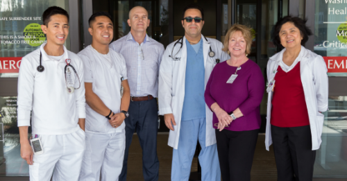 Careful Planning and Innovation Helped Washington Hospital Move Its Emergency Department