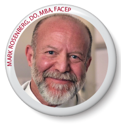 Mark Rosenberg, DO, MBA, FACEP