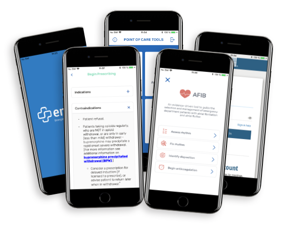 New Point-of-Care App Designed to Fill Gaps