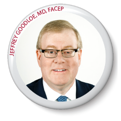 Jeffrey Goodloe, MD, FACEP (Oklahoma)