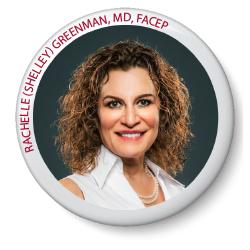 Rachelle (Shelley) Greenman, MD, FACEP (NJ)
