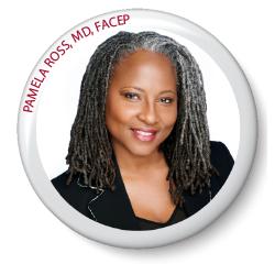 Pamela Ross, MD, FACEP (VA)