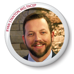 Ryan Stanton, MD, FACEP (Kentucky)