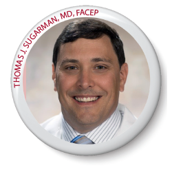 Thomas J. Sugarman, MD, FACEP (California)