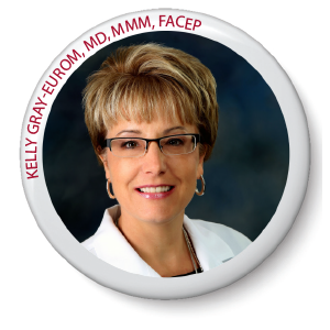 Kelly Gray-Eurom, MD, MMM, FACEP (Florida)