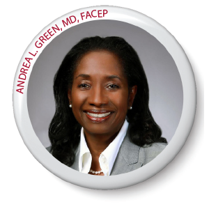 Andrea L. Green, MD, FACEP (Texas)