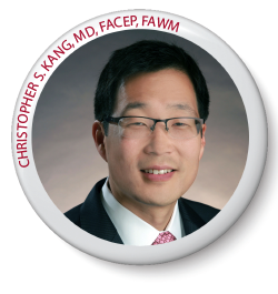 Christopher S. Kang, MD, FACEP, FAWM