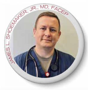 James L. Shoemaker, Jr., MD, FACEP