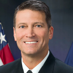 Rear Admiral (Ret.) Ronny Jackson, MD (R, candidate TX-13)