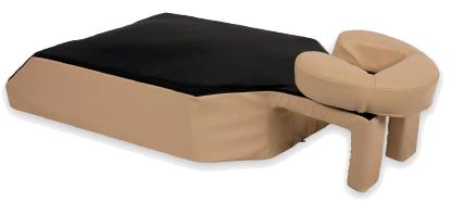 Earthlite proning cushion.