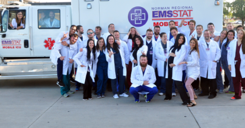 Norman Regional Hospital Emergency Medicine Residency