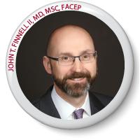 John T. Finnell II, MD, MSc, FACEP