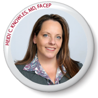 Heidi C. Knowles, MD, FACEP